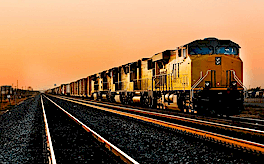 Rail International Freight Forwarders